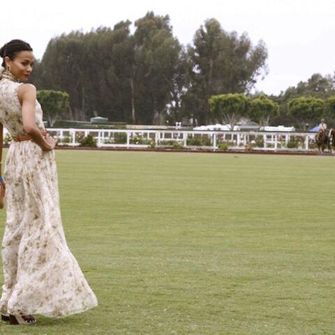 Zoe Saldana, une fashionista cool et éclectique
