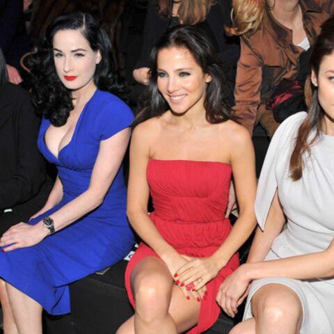 Fashion Week: la ruse, le glamour et l'hommage du dernier jour