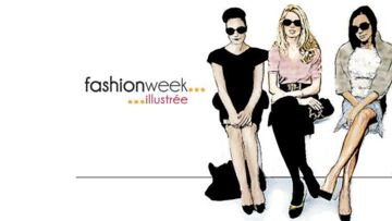 Dessine-moi une Fashion Week…