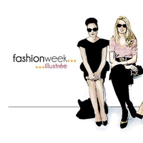 Dessine-moi une Fashion Week…
