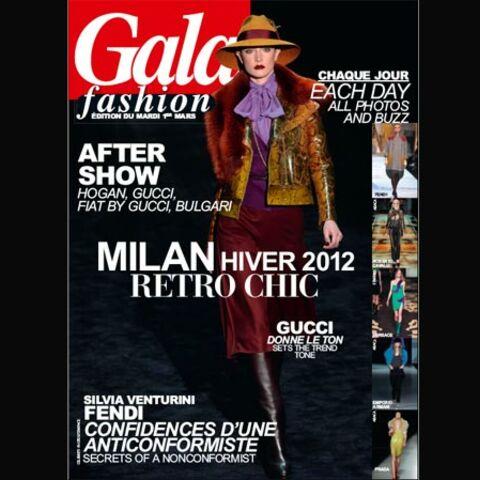 Feuilletez l'édition du jour de Gala Fashion: 01/03/2011