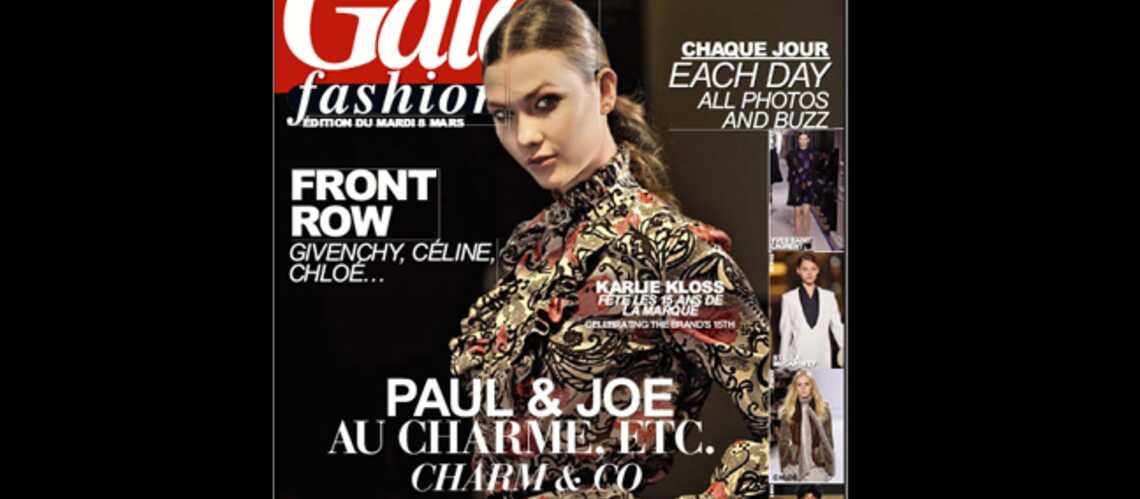 Feuilletez l'édition du jour de Gala Fashion! (08/03/2011)