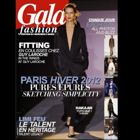 Feuilletez l'édition du jour de Gala Fashion! (le 02/03/2011)