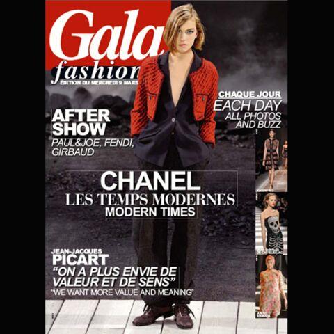 Feuilletez l'édition du jour de Gala Fashion! (09/03/2011)