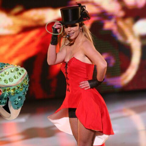 Britney Spears fait son cirque, avec des animaux…