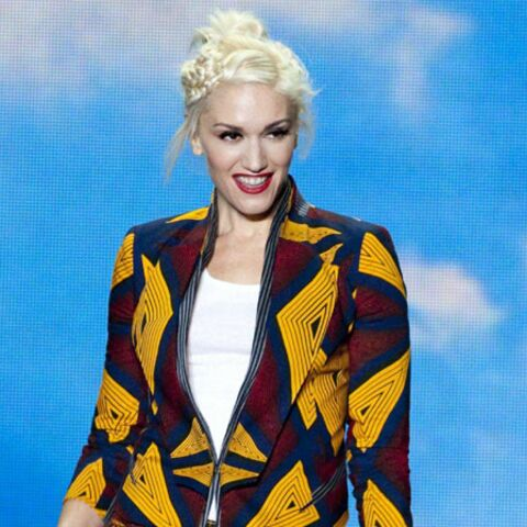 Gwen Stefani, styliste à la Fashion Week de New York