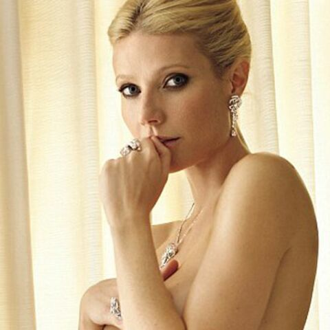 Gwyneth Paltrow: couvrez ce sein que je ne saurais voir!