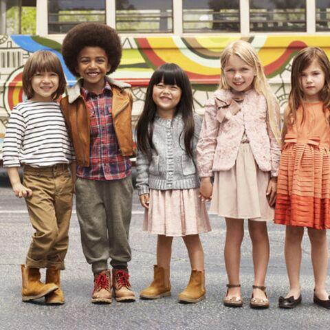 H&M engagé pour les enfants
