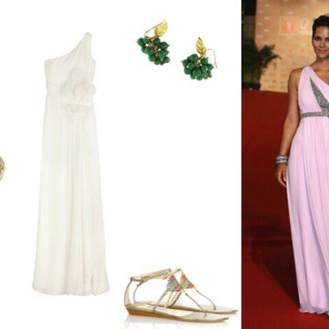 Comme Halle Berry, je veux… Une robe de déesse grecque
