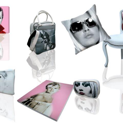 Brigitte Bardot, Twiggy… Elles sont partout!