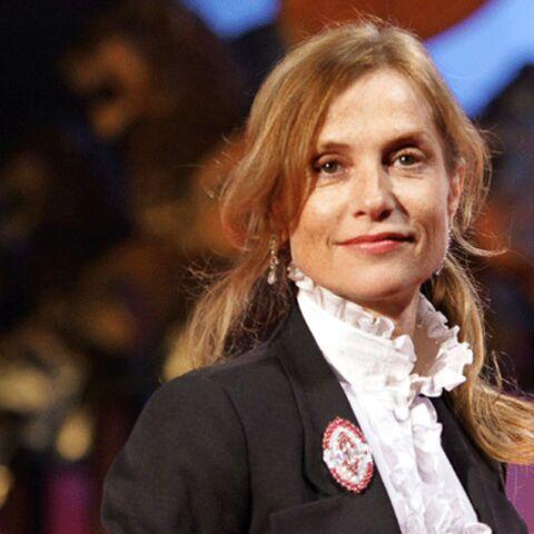 Isabelle Huppert, la belle rétro