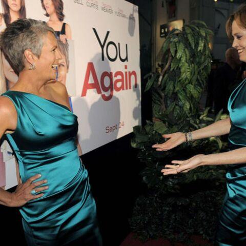 Jamie Lee Curtis et Sigourney Weaver: jumelles sur tapis rouge
