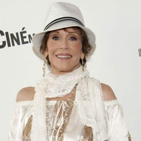 T'as le look… Jane Fonda