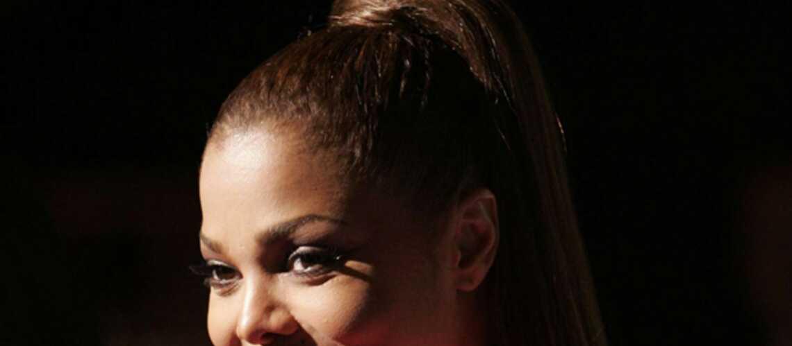 PHOTO – Janet Jackson poste la première photo de son nouveau né Eissa