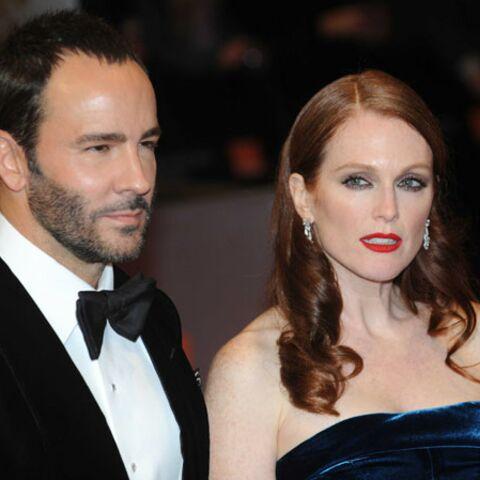 Julianne Moore, Tom Ford… les plus belles tenues des BAFTA