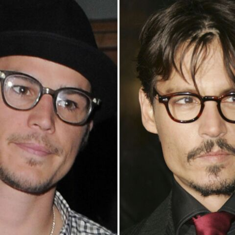 Josh Hartnett copie Johnny Depp