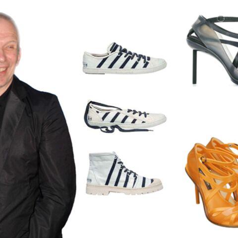 Jean-Paul Gaultier prend son pied