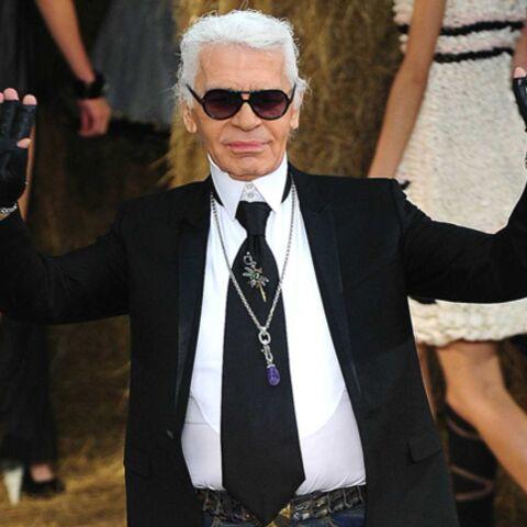 Karl Lagerfeld n'a pas la langue (de bois) dans sa poche
