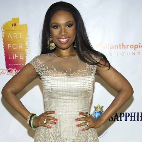 T'as le look… Jennifer Hudson!