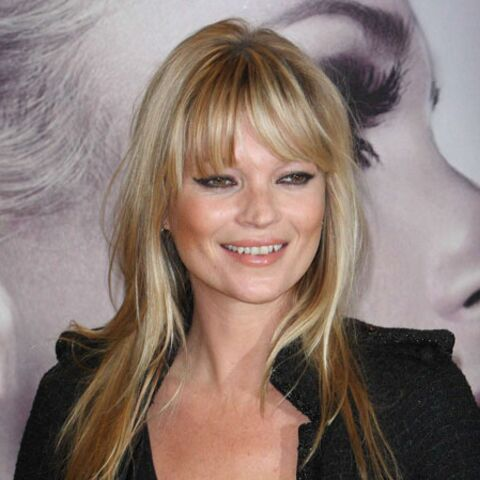Classe mannequin pour Kate Moss