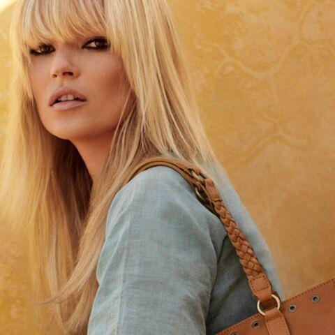 Kate Moss pour Longchamp: shooting péruvien