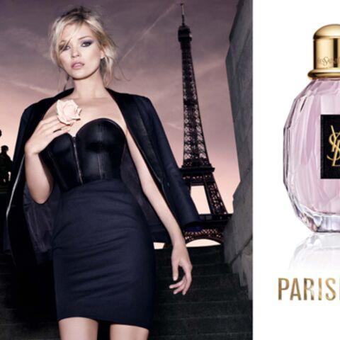 Kate Moss, une autre idée de la Parisienne