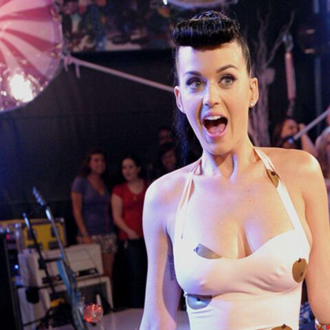 Katy Perry s'habille au pays de Candy