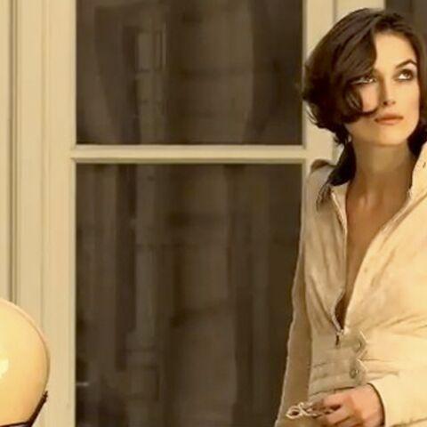 Keira Knightley est une Super Chanel Woman