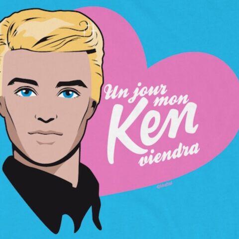 Ken s'improvise styliste