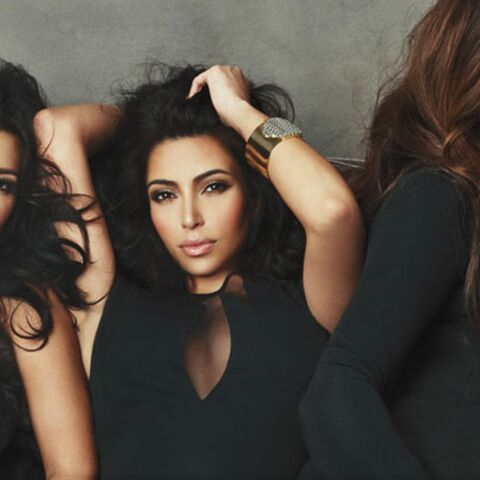 Photos- Kim, Khloé et Kourtney Kardashian lancent leur Kollection pour Sears