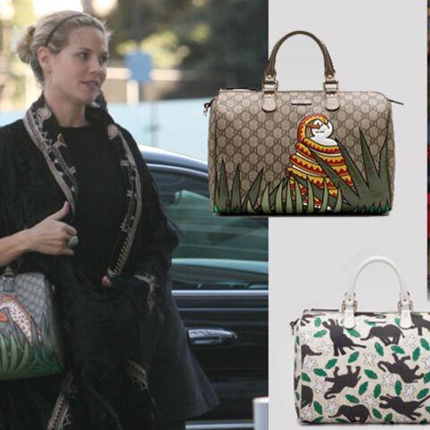 Heidi Klum et Elle MacPherson soutiennent l'Unicef avec Gucci