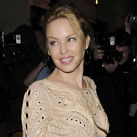 Kylie Minogue, le nude lui va si bien