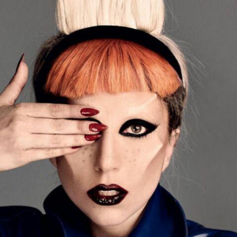 Lady Gaga, créature arty