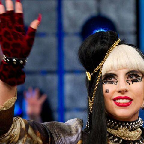 Lady Gaga, icône trash