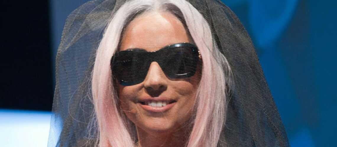 6c8397d0308864 Lady Gaga, designer sonore pour Mugler - Gala