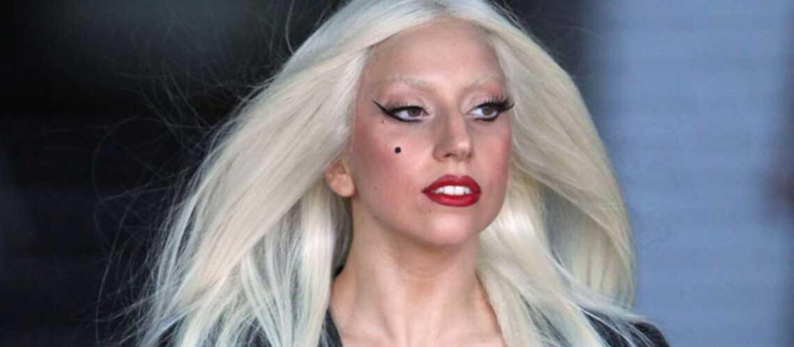 Lady Gaga enfin styliste?