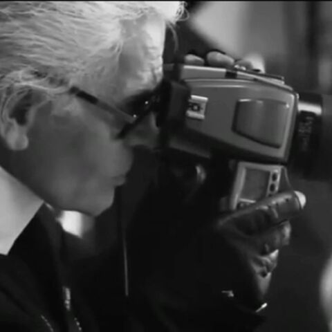 Vidéo- Karl Lagerfeld collabore avec Hogan
