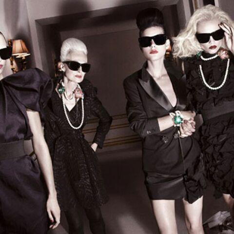 Lanvin pour H&M: la première image
