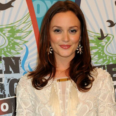 Leighton Meester: la plus fashion aux Teen Choice Awards