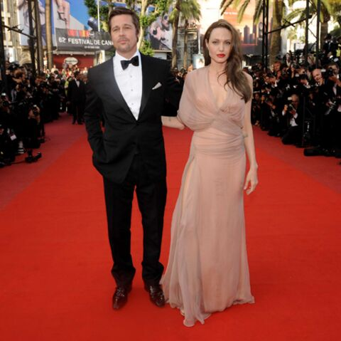 Photos- Brad Pitt et Angelina Jolie, roi et reine du red carpet