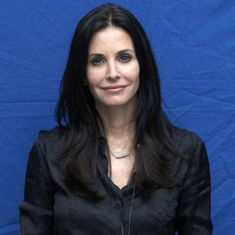 Courteney Cox, un look de killeuse