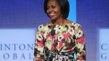 Photos- Festival de looks pour Michelle Obama