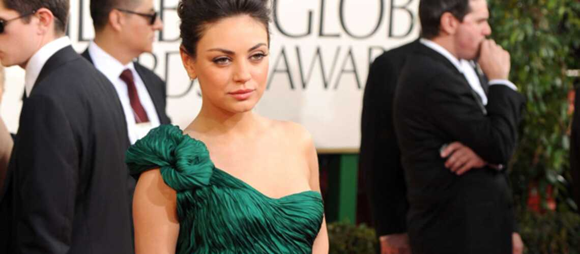 Comme Mila Kunis, mettez-vous au vert pour la Saint Patrick