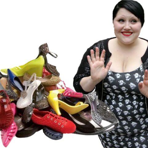 Les bons plans chaussures de Beth Ditto, Agyness Deyn, Grace Jones…