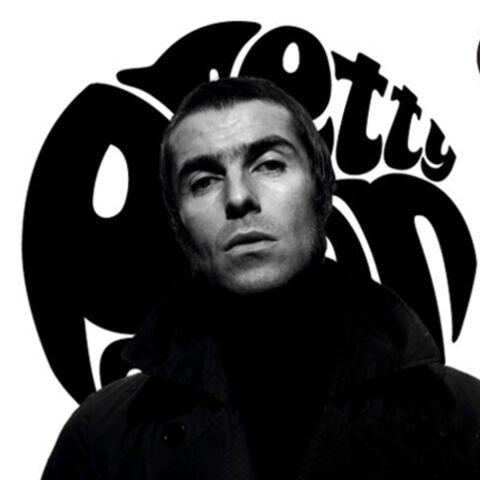 Liam Gallagher: Pretty en Green