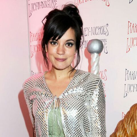 Lily Allen, fashion queen