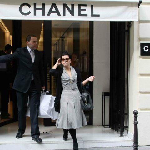 Lily Allen, le nouveau visage Chanel