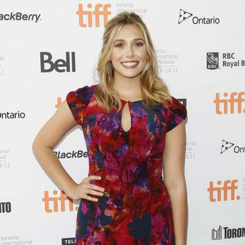 T'as le look…Elizabeth Olsen!