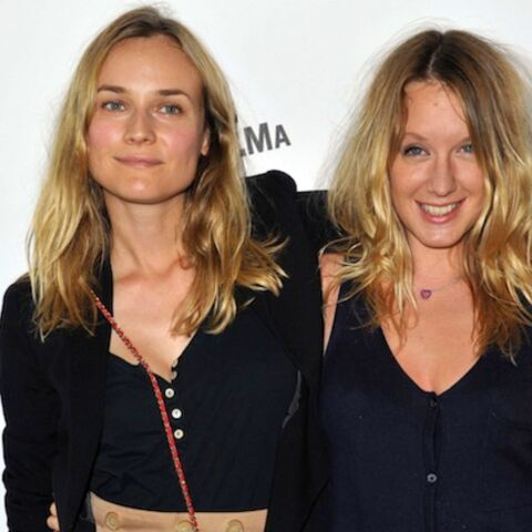 Elles ont le look… Diane Kruger et Ludivine Sagnier!