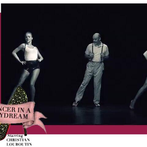 Vidéo: La folle danse de Christian Louboutin